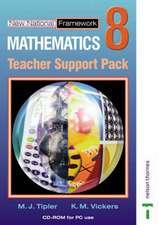 New National Framework Mathematics 8 Core Teacher CD-ROM