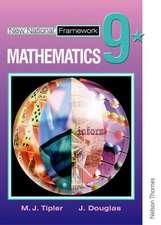 New National Framework Mathematics 9* Pupil's Book