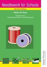 Needlework For Schools