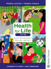 Health for Life 11-14