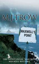 Maxwell's Point: Peter Maxwell Mystery, A
