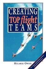 Creating Top Flight Teams