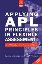Applying APL Principles in Flexible Assessment:  A Practical Guide