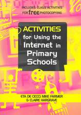 Activities for Using the Internet in Primary School