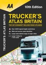 TRUCKERS ATLAS BRITAIN SP
