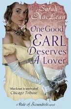 One Good Earl Deserves A Lover