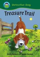 Start Reading: Detective Dog: Treasure Trail