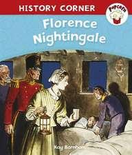 Popcorn: History Corner: Florence Nightingale