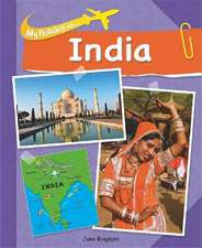 My Holiday In: India