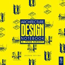 Architecture Design Notebook