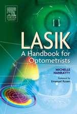 Lasik: A Handbook for Optometrists
