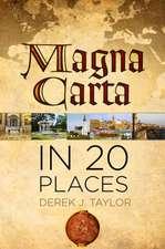 Magna Carta in 20 Places