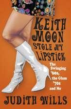 Keith Moon Stole My Lipstick