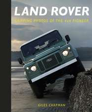 Land Rover: Gripping Photos of the 4x4 Pioneer