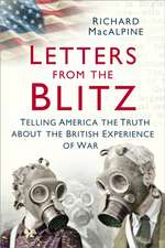 Letters from the Blitz