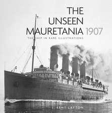 Unseen Mauretania 1907