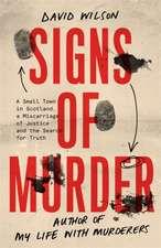 Signs of Murder