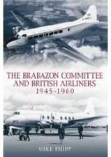 The Brabazon Committee and Airliners 1945 - 1960