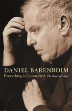Barenboim, D: Everything Is Connected