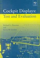 Cockpit Displays: Test and Evaluation