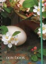 Notebook (Egg & Blossom)