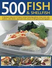 500 Fish & Shellfish