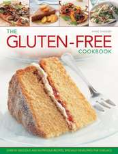 The Gluten-Free Cookbook:  Over 50 Delicious and Nutritious Recipes, Specially Developed for Coeliacs