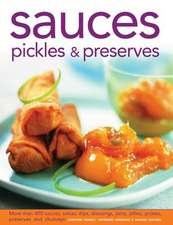 Sauces, Pickles & Preserves