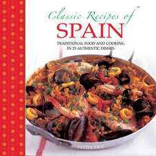 Classic Recipes of Spain
