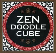 Zen Doodle Cube