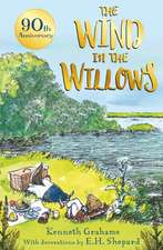 Wind in the Willows - 90th anniversary gift edition