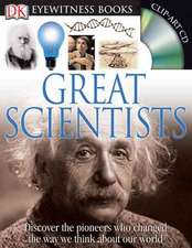 Great Scientists [With Clip-Art CD]:  The Great Inventor