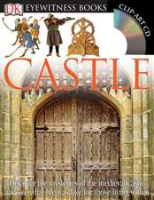 Castle [With Clip-Art CD and Poster]:  A Keepsake Journal of Milestone Moments