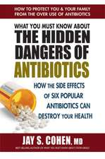 What You Must Know about the Hidden Dangers of Antibiotics