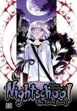 Nightschool, Vol. 1: The Weirn Books