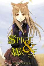 Spice and Wolf Volume 1