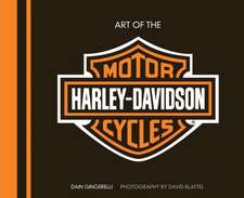 Art of the Harley-Davidson Motorcycles:  An Illustrated Companion to the Frontier Fiction of an American Icon