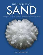 The Secrets of Sand:  A Journey Into the Amazing Microscopic World of Sand