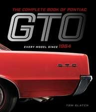 Complete Book of Pontiac GTO