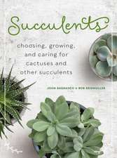 Succulents (Mini): Choosing, Growing, and Caring for Cacti and Other Succulents