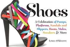 Shoes: A Celebration of Pumps, Sandals, Slippers & More. Idee de cadou