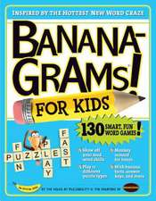 Bananagrams for Kids:  An Official Book
