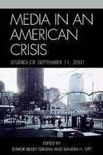 Media in an American Crisis