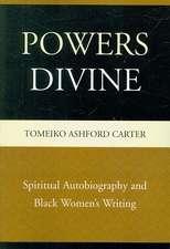 Powers Divine