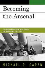 Becoming the Arsenal