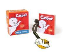 Casper the Friendly Ghost: Light-Up Pendant