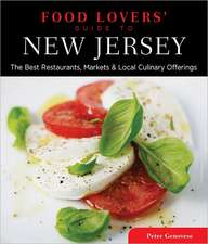 Food Lovers' Guide to New Jersey
