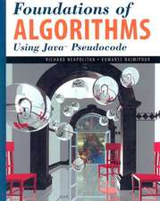 Foundations of Algorithms: Using Java Pseudocode