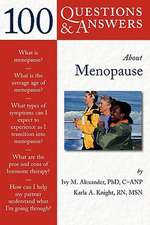 100 Questions & Answers about Menopause