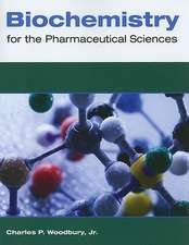 Biochemistry for the Pharmaceutical Sciences:  Topics and Analysis